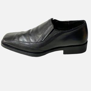 Johnston & Murphy Men Leather Loafer Dress Shoes 9